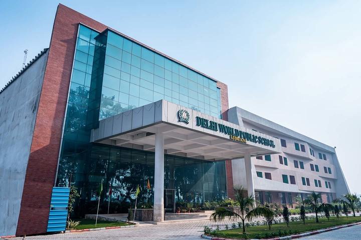 Delhi Public World School-Campus