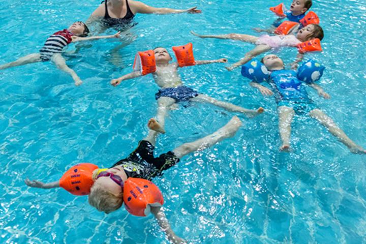 Delhi Public World School-Swimming Pool