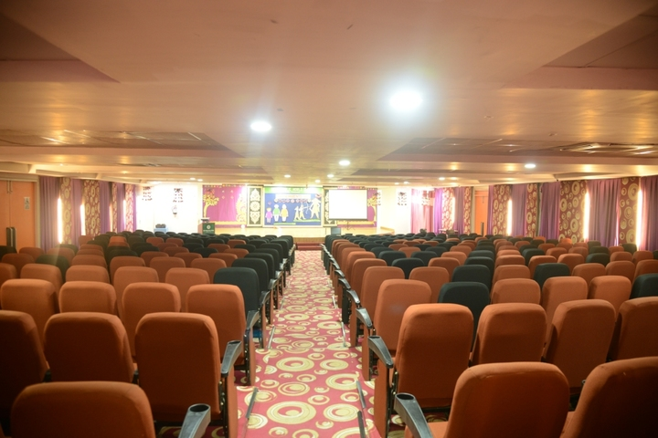 Delhi Public World School-Auditorium