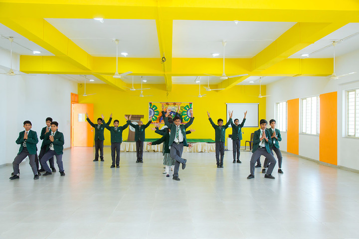 Delhi Public World School-Dance Room