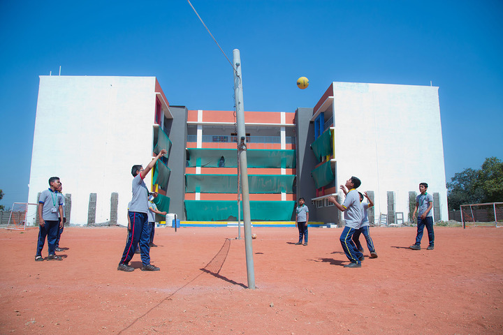 Delhi Public World School-Sports
