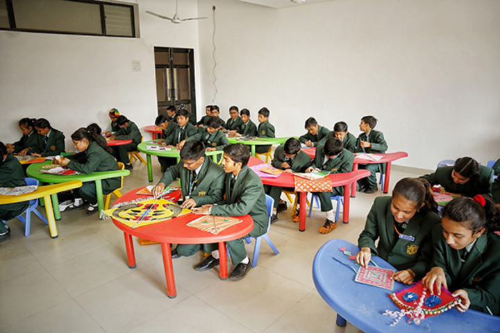 Delhi Public School-Activitiy Room