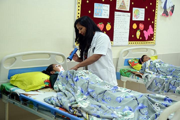Delhi Public World School-Health Check Up