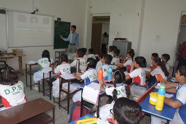 Delhi Public School-Smart Class Room