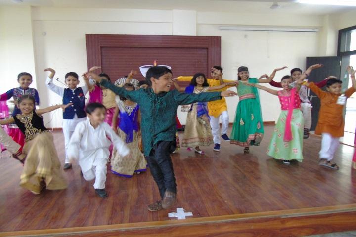 DPSG Sehore-Dance
