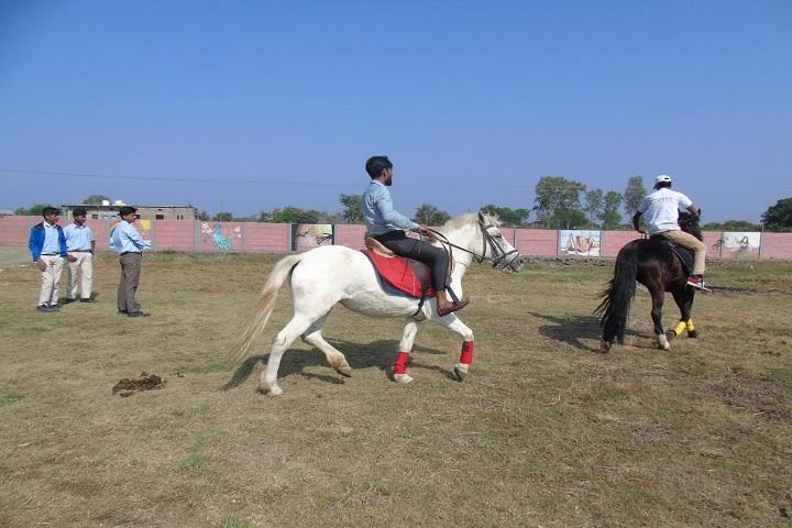 DPSG Sehore-Horse Riding