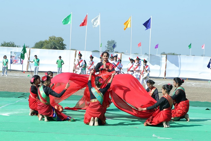 DPSG Sehore-Sports Day