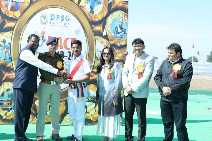DPSG Sehore-Sports Winner
