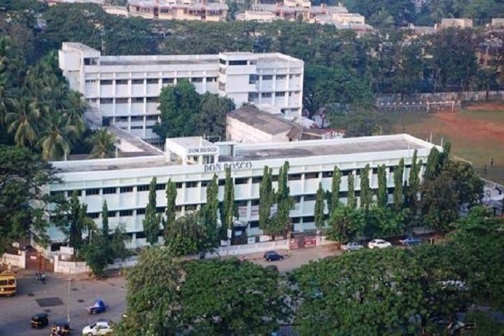 Don Bosco High School Junior College-Campus View