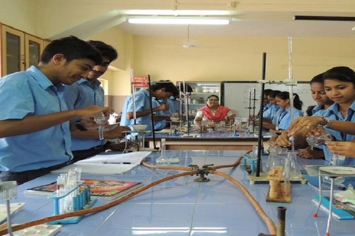Don Bosco High School Junior College-Chemistry Lab