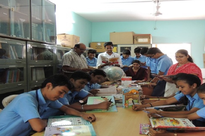 Don Bosco High School Junior College-Library