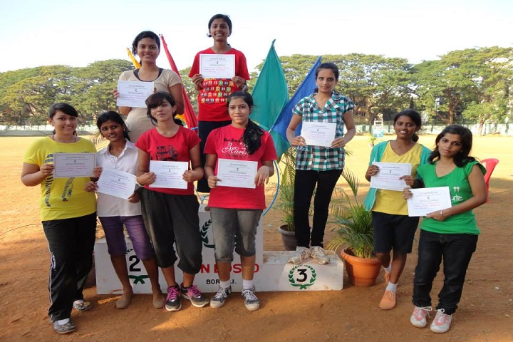 Don Bosco High School Junior College-NIOS Sports Day