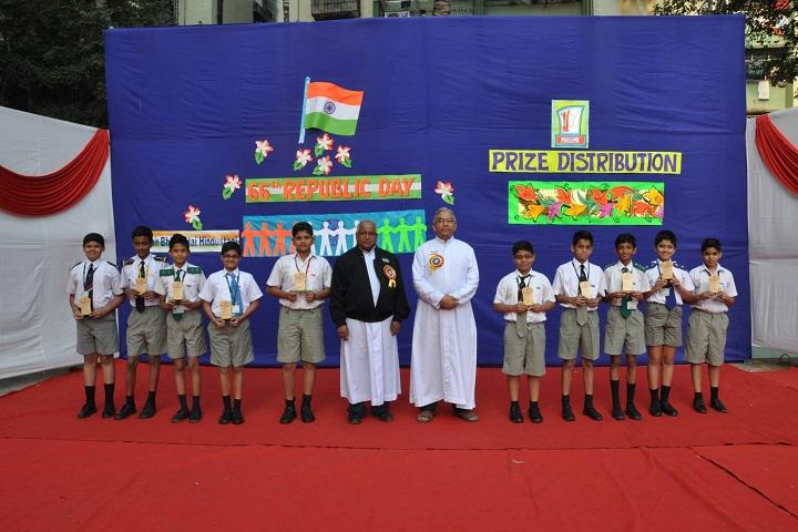 Don Bosco High School Junior College-Prize
