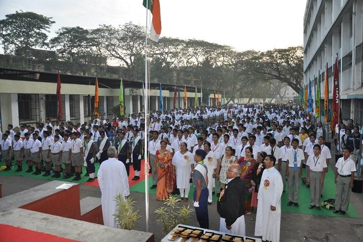 Don Bosco High School Junior College-Republic Day