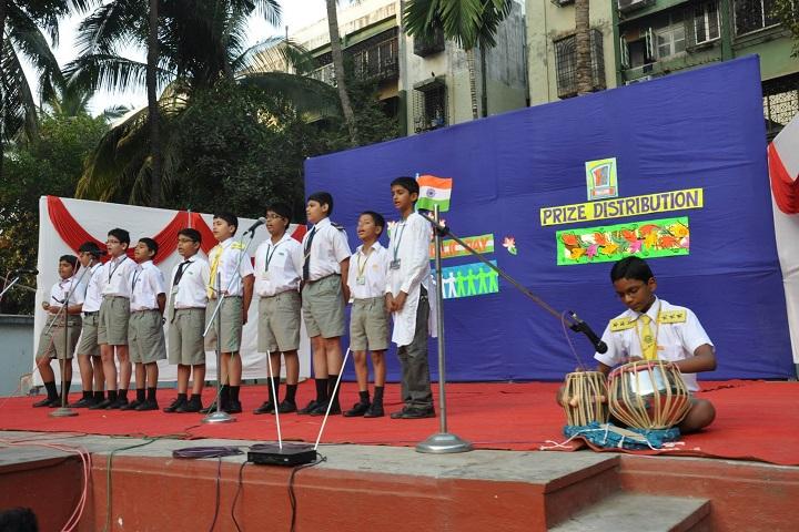 Don Bosco High School Junior College-Singing