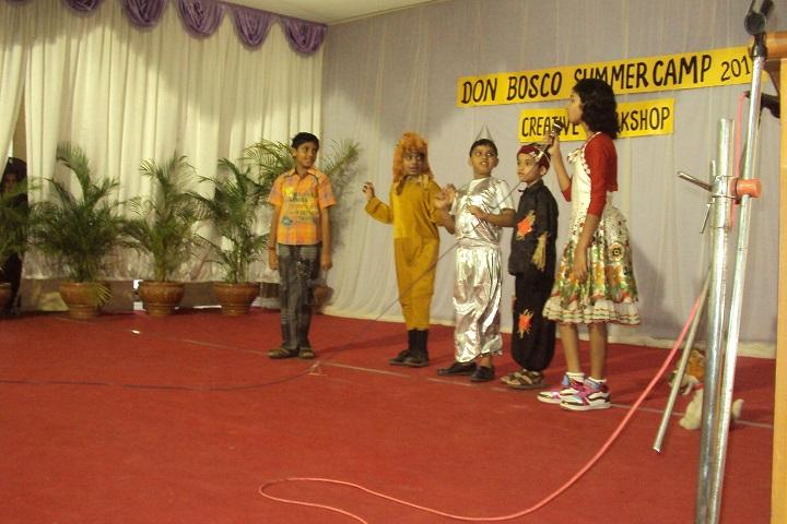 Don Bosco High School Junior College-Skit