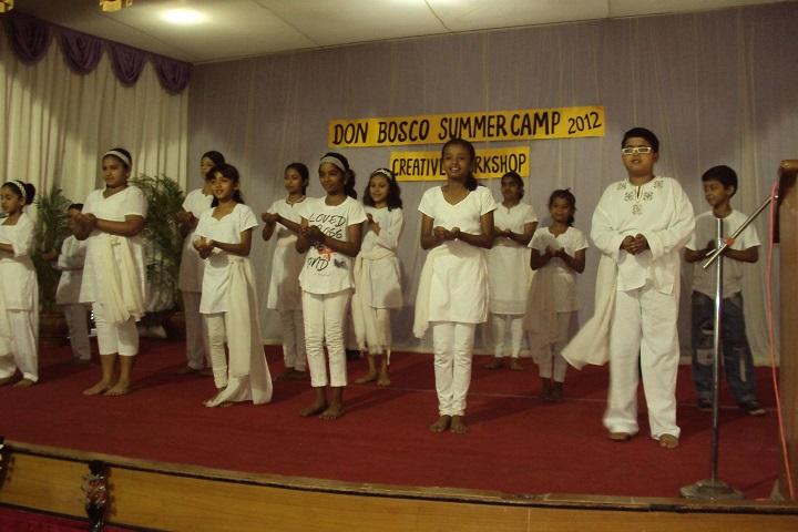 Don Bosco High School Junior College-Summer Camp