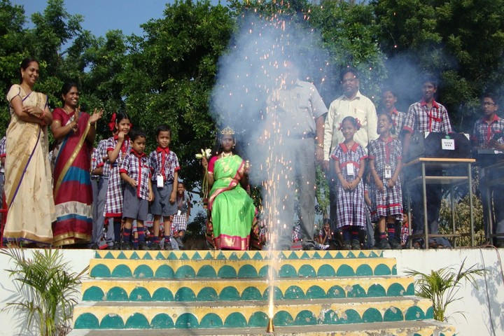 Kendriya Vidyalaya - Diwali Celebrations