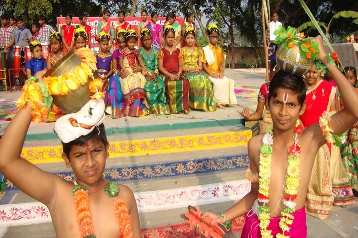 Kendriya Vidyalaya - Pongal Celebrations