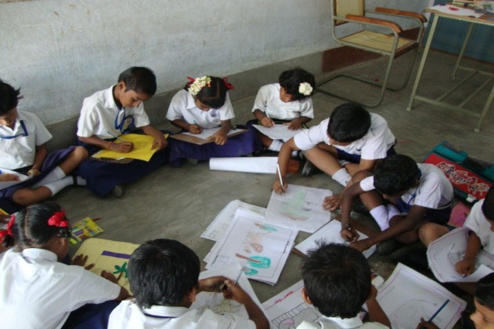 Kendriya Vidyalaya -Drawing Competition