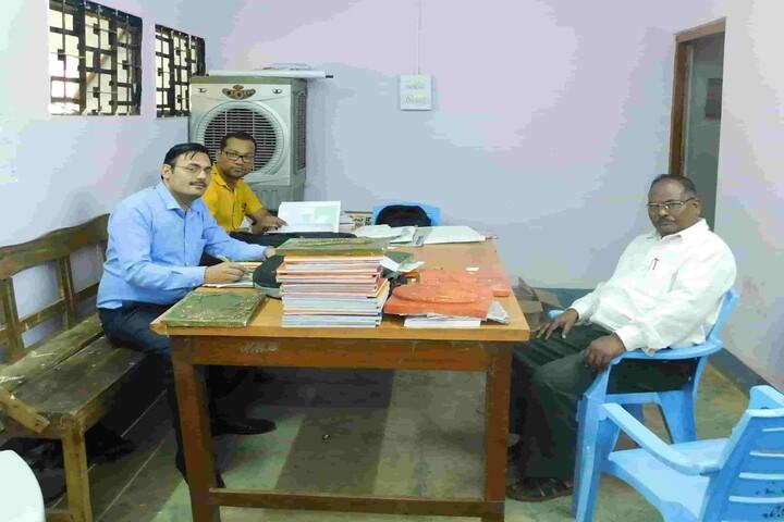 Kendriya Vidyalaya-Staff Common Room