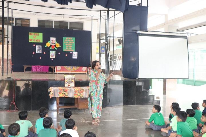St Dominic Savio High School-Childrens Day Celebration