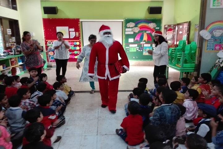 St Dominic Savio High School-Christmas Celebration