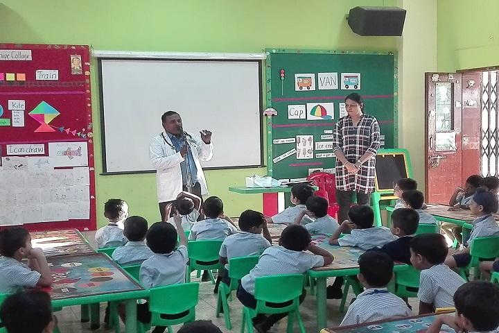 St Dominic Savio High School-Class Room