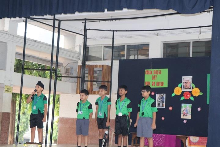 St Dominic Savio High School-Green House