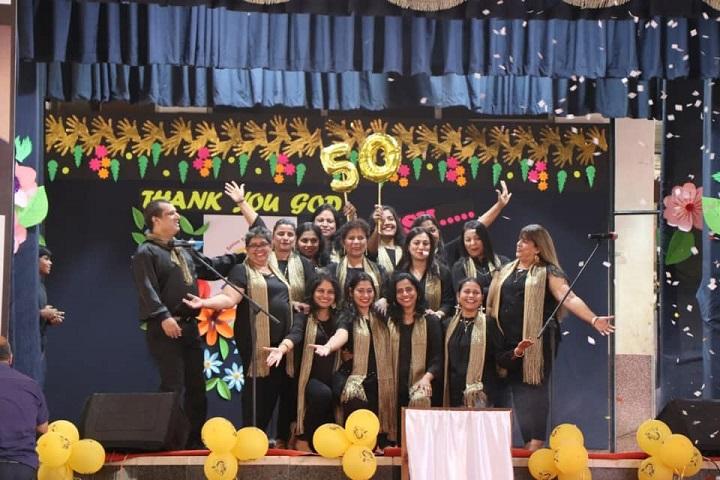 St Dominic Savio High School-Group Singing