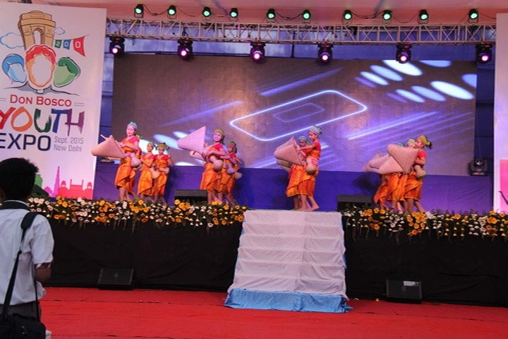 Don Bosco Higher Secondary School-Event