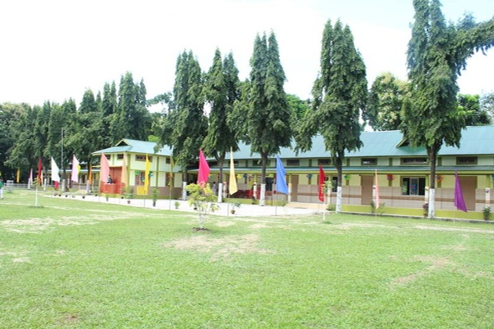Don Bosco Higher Secondary School-School Building