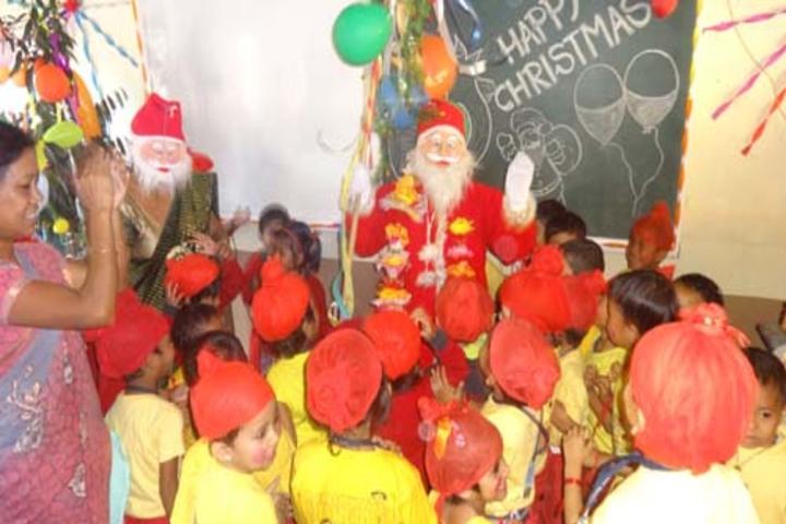 Don Bosco School-Christmas Day