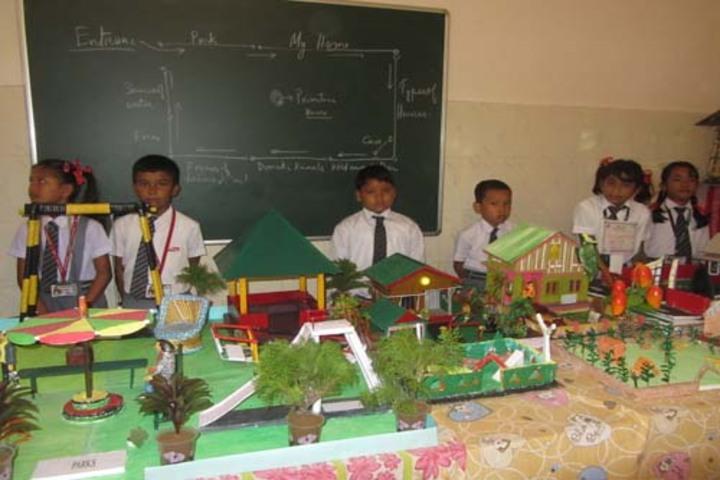Don Bosco School-Exhibition