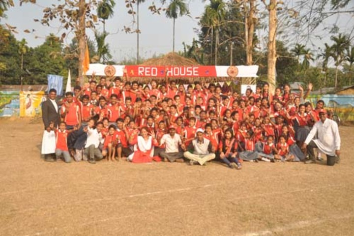 Don Bosco School-Group Photo
