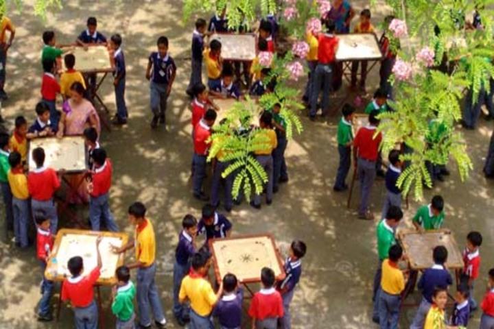 Don Bosco School-Indoor Games