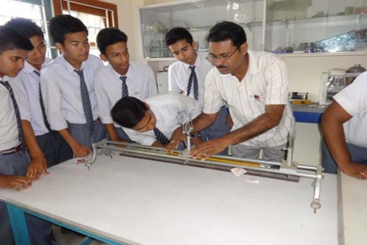 Don Bosco School-Physics Lab