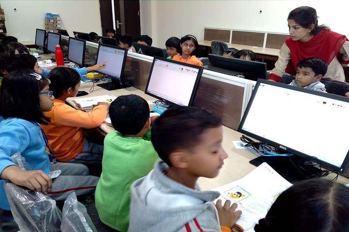 GD Goenka Public School-Computer Lab
