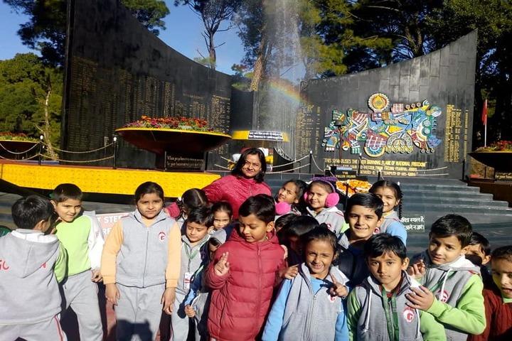 GD Goenka Public School-Field Trip