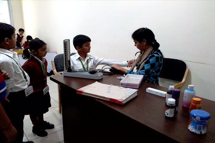 GD Goenka Public School-Medical Check Up
