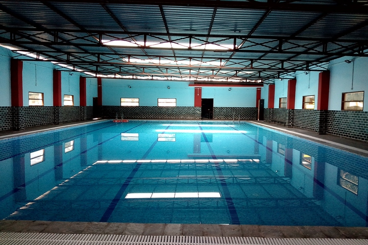 GD Goenka Public School-Swimming Pool