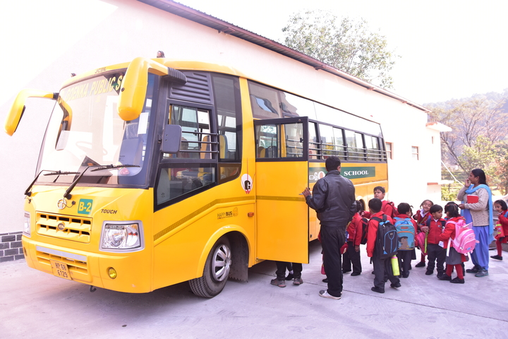 GD Goenka Public School-Transport