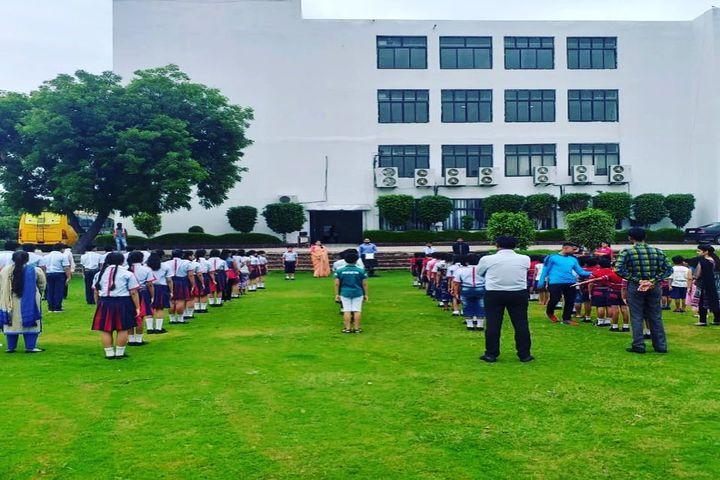 GD Goenka Public School-Assembly