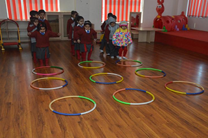 GD Goenka Public School-Kids Play Area