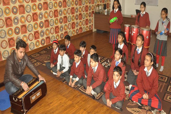 GD Goenka Public School-Music Room
