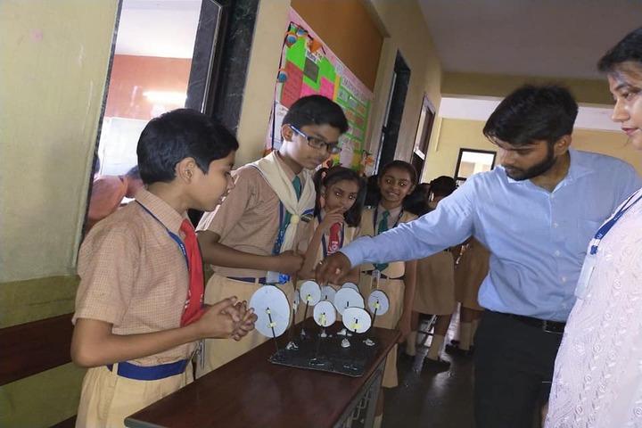 Ryan International School-Experiment
