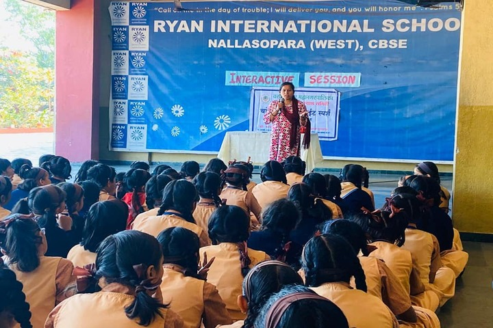 Ryan International School-Speech