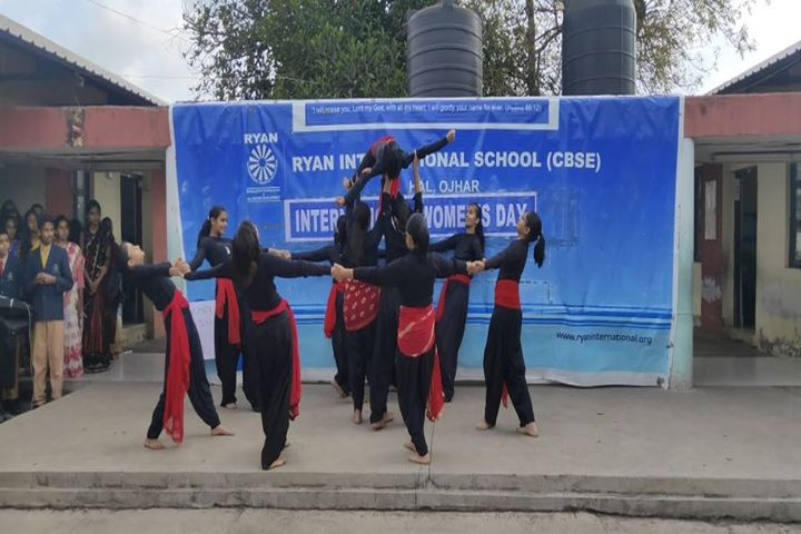 Ryan International School-Activity