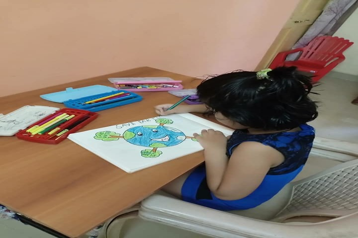 Ryan International School-Drawing