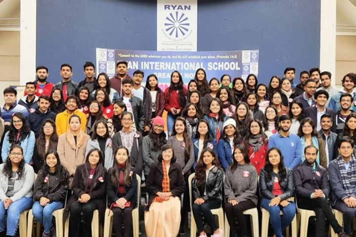 Ryan International School-Group Photo